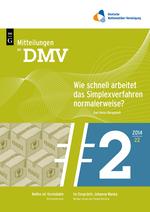 Deutsche Mathematiker-Vereinigung